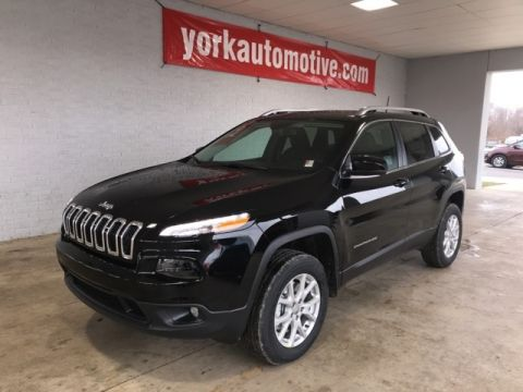 NEW 2018 JEEP CHEROKEE LATITUDE PLUS 4X4